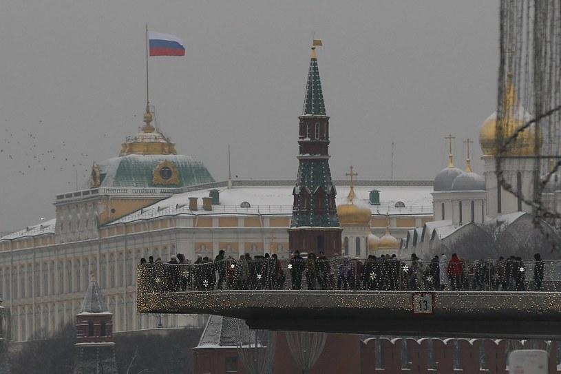 Plac Czerwony w Moskwie /ABACA/NEWSPIX.PL /Newspix