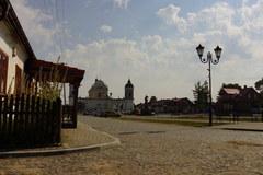 Plac hetmana Czarnieckiego w Tykocinie