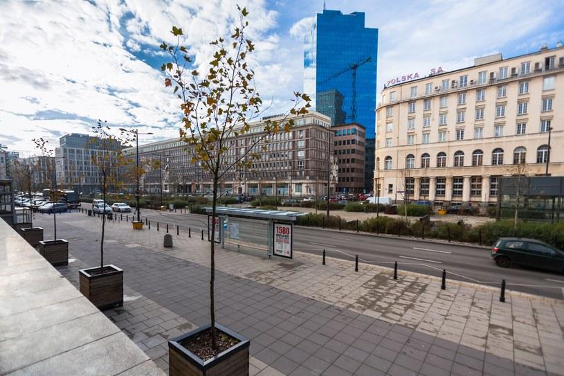 Plac Powstańców Warszawy, zdj. ilustracyjne /Reporter