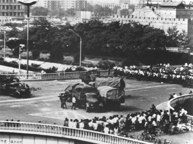 Plac Tiananmen /EFE /PAP/EPA