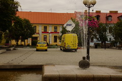 Plac Wolności w Białej Podlaskiej