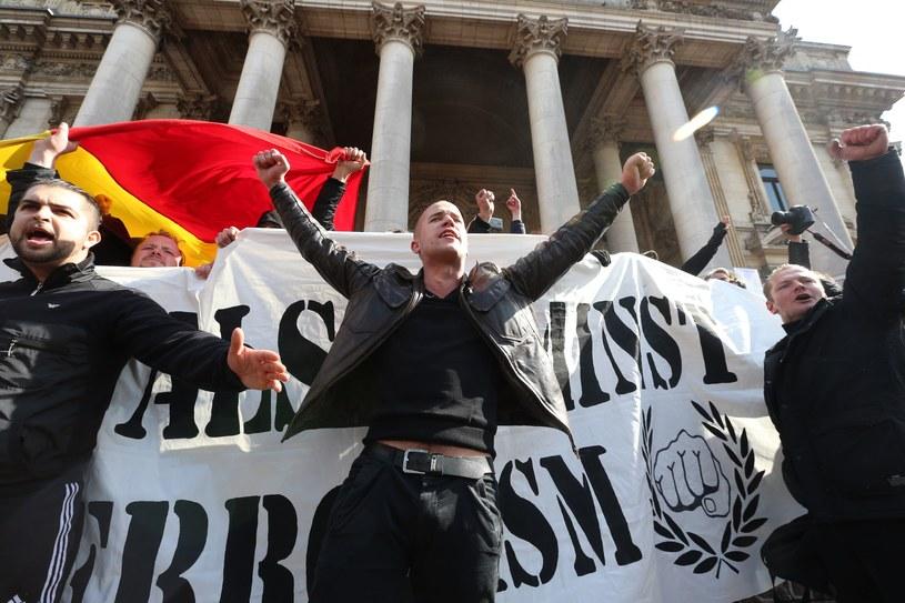 Place de la Bourse w Brukseli /AFP