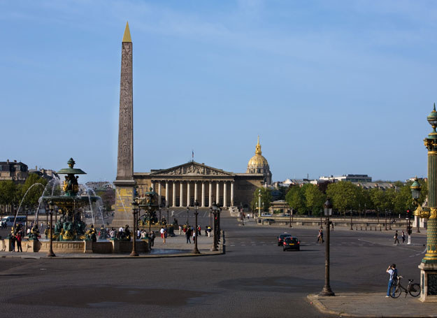 Place de la Concorde, Paryż /123RF/PICSEL
