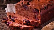 Placek czekoladowo-migdałowy