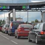 Płacenie za autostradę trwa dłużej niż sam przejazd