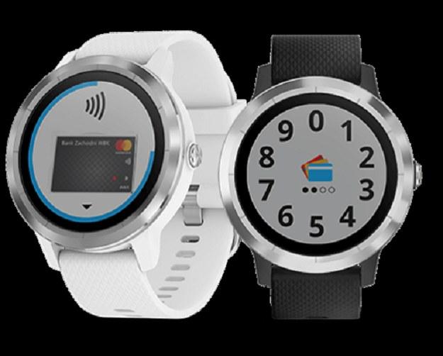 Płacić można np. zegarkiem... Źródło BZ WBK /Informacja prasowa