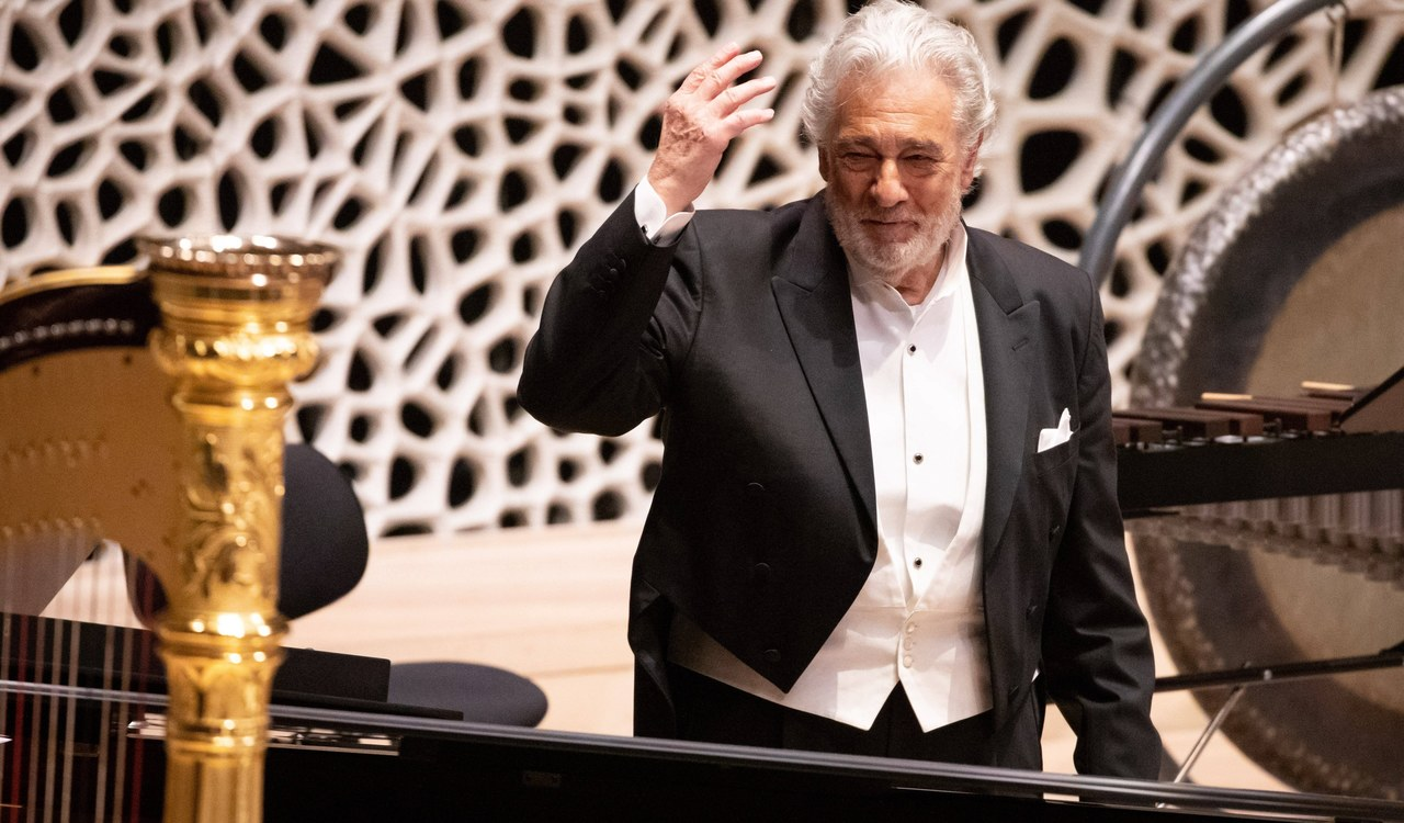 Placido Domingo z koronawirusem. Tenor trafił do szpitala