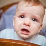 Płacz maluszka