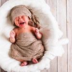 Płacz: Mowa małego dziecka