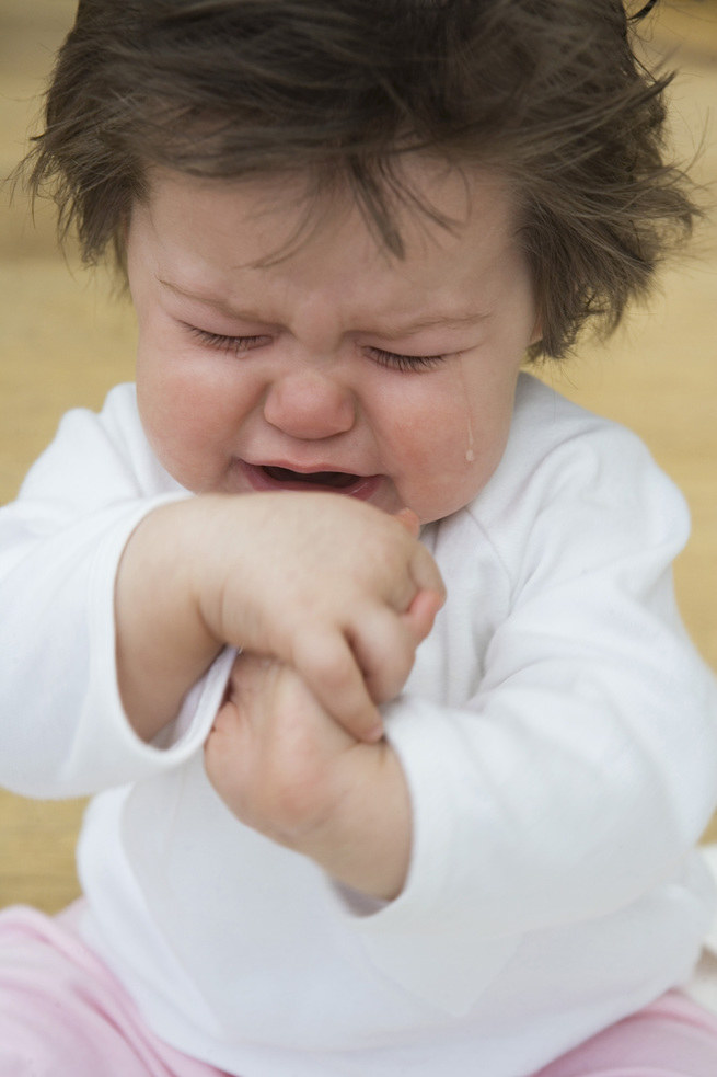 płaczące dziecko /© Photogenica