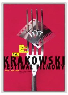Plakat 46. Krakowskiego Festiwalu Filmowego /