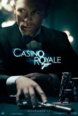 """Plakat """"Casino Royale"""" /INTERIA.PL"""