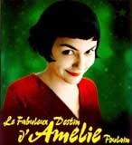 "Plakat do filmu ""Amelie"" /"