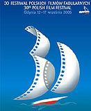 Plakat festiwalu w Gdyni /INTERIA.PL