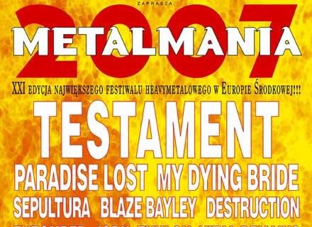 Plakat festiwalu /