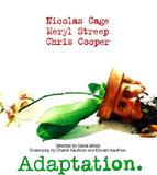 "Plakat filmu ""Adaptacja"" /"