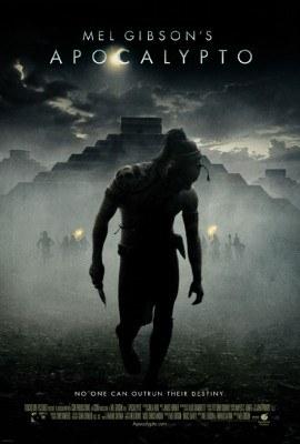 "Plakat filmu ""Apocalypto"" /"