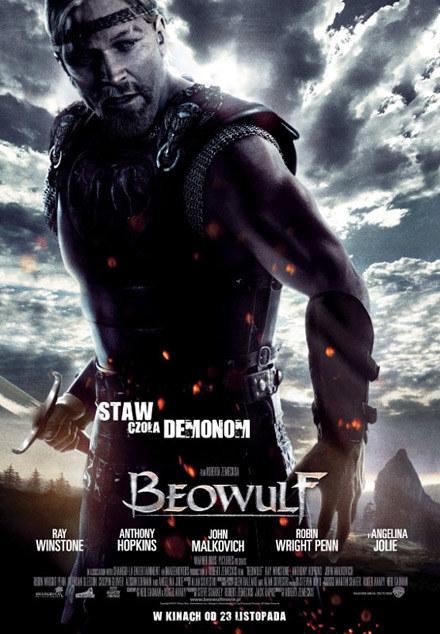 "Plakat filmu ""Beowulf"" /"