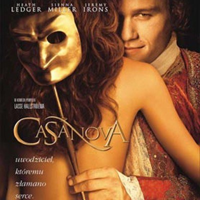 "Plakat filmu ""Casanova"" /materiały promocyjne"