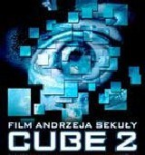 "Plakat filmu ""Cube 2"" /INTERIA.PL"