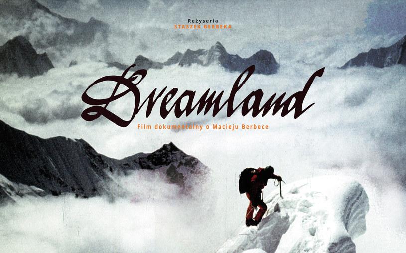 """Plakat filmu """"Dreamland"""" /materiały prasowe"""