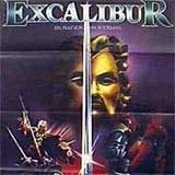 "Plakat filmu ""Excalibur"" z 1981 roku /"