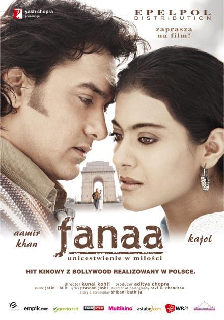 "Plakat filmu ""Fanaa"" /"