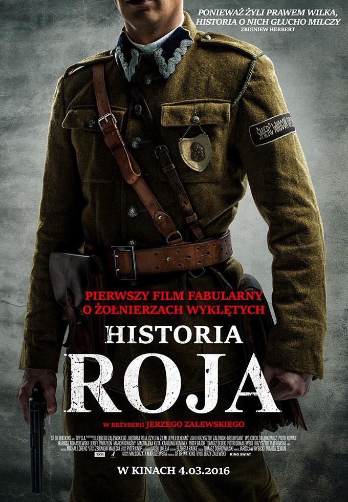 "Plakat filmu ""Historia Roja"" /materiały dystrybutora"