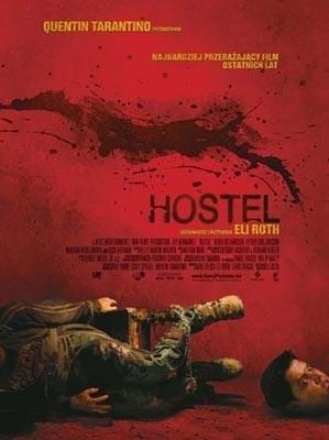 "Plakat filmu ""Hostel"" /"