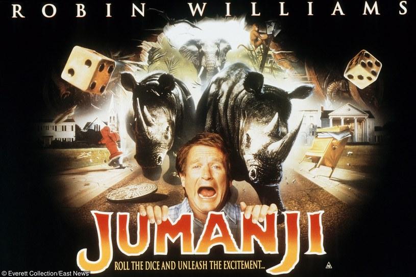 "Plakat filmu ""Jumanji"" /Everett Collection /East News"