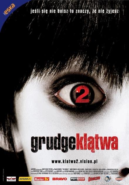 """Plakat filmu """"Klątwa 2"""" /INTERIA.PL"""