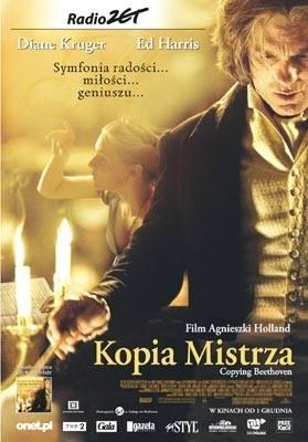 "Plakat filmu ""Kopia Mistrza"" /"