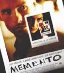 "Plakat filmu ""Memento"" /"
