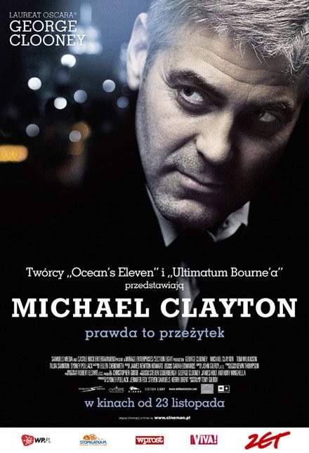 "Plakat filmu ""Michael Clayton"" /"