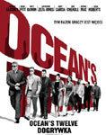 "Plakat filmu ""Ocean's Twelve: Dogrywka"" /INTERIA.PL"