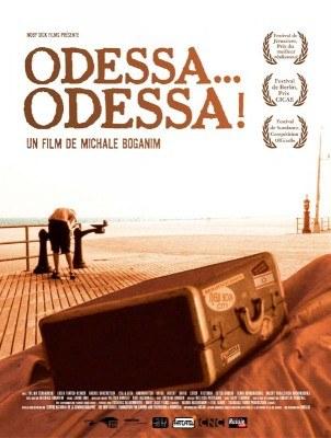 "Plakat filmu ""Odessa, Odessa"" /"