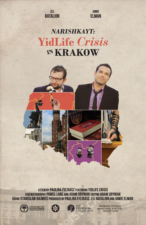 Plakat filmu Pauliny Fiejdasz /materiały prasowe
