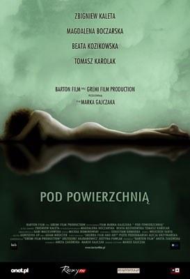 """Plakat filmu """"Pod powierzchnią"""" /"""