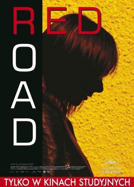 """Plakat filmu """"Red Road"""" /"""