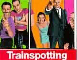 "Plakat filmu ""Trainspotting"" /"