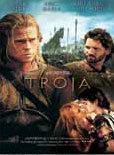 """Plakat filmu """"Troja"""" /"""
