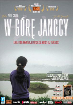 """Plakat filmu """"W górę Jangcy"""" /materiały dystrybutora"""
