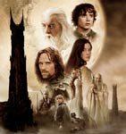"""Plakat filmu """"Władca Pierścieni: Dwie Wieże"""" /"""
