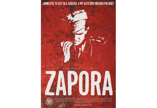 "Plakat filmu ""Zapora"" /IPN"