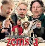 "Plakat filmu ""Zemsta"" /"