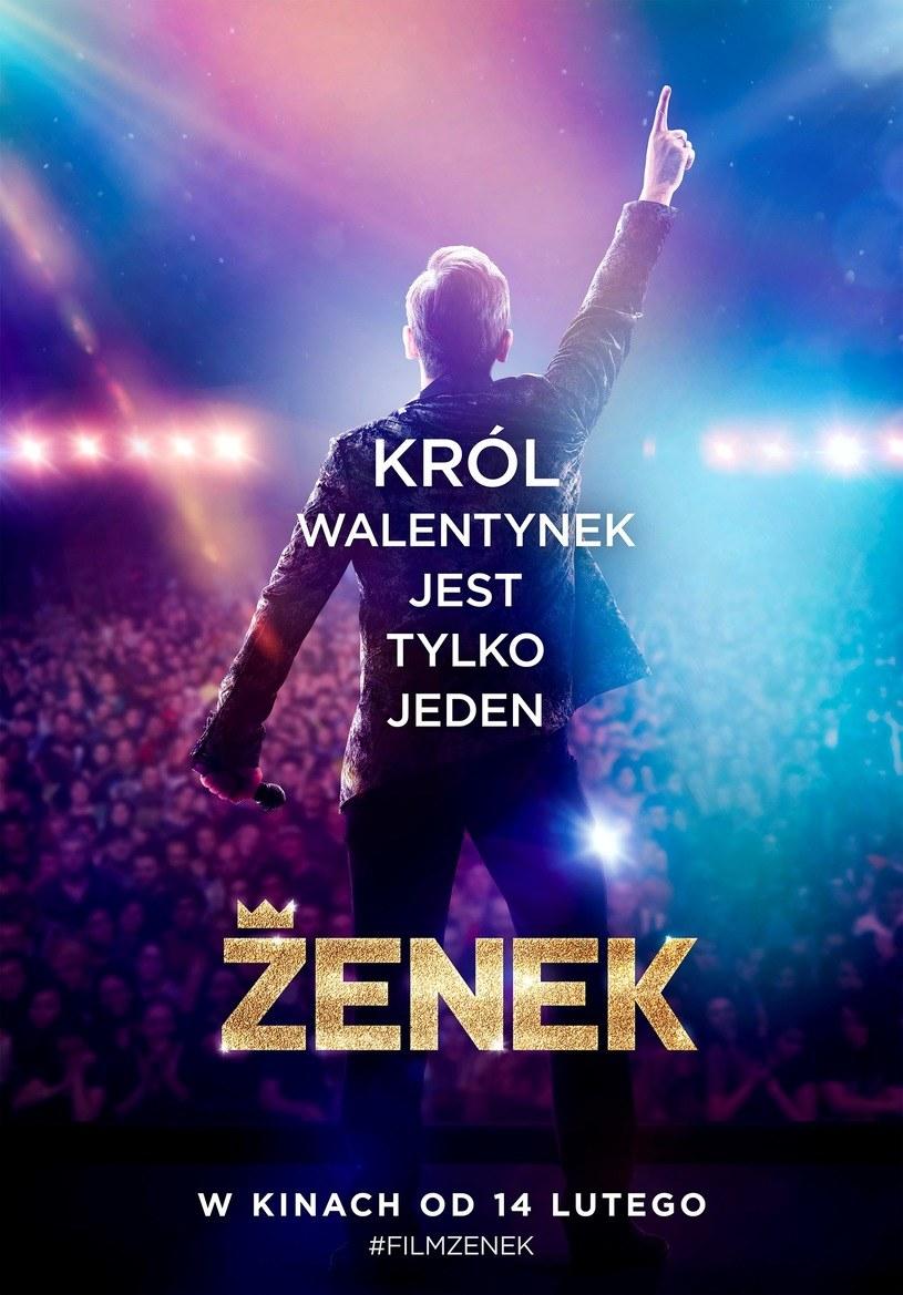 "Plakat filmu ""Zenek"" /TVP"