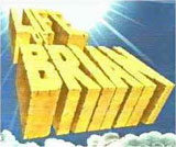 "Plakat filmu ""Żywot Briana"" /"