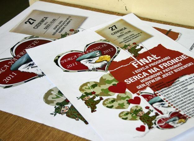 Plakat imprezy SNF/fot. Izabela Siepietowska /