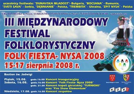 Plakat imprezy /materiały prasowe