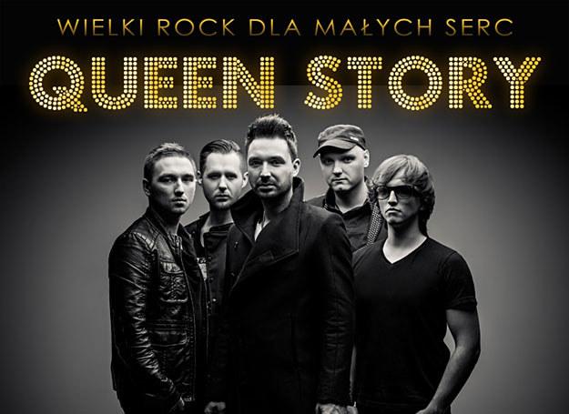 """Plakat koncertu """"Wielki rock dla małych serc"""" /INTERIA.PL/materiały prasowe"""